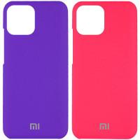 Чехол Silicone Cover Full Protective (AAA) для Xiaomi Mi 11 Lite