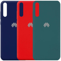 Чехол Silicone Cover Full Protective (AA) для Huawei P Smart S