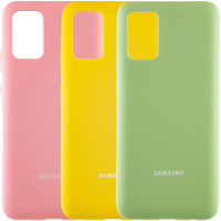 Чехол Silicone Cover Full Protective (AA) для Samsung Galaxy A02s