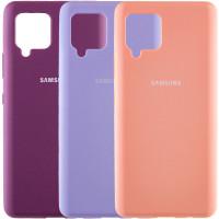 Чехол Silicone Cover Full Protective (AA) для Samsung Galaxy A42 5G