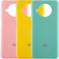Чехол Silicone Cover Full Protective (AA) для Xiaomi Redmi Note 9 Pro 5G