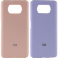Чехол Silicone Cover Full Protective (AA) для Xiaomi Poco X3 NFC / Poco X3 Pro