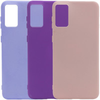 Чехол Silicone Cover Full without Logo (A) для Xiaomi Redmi 9 Power