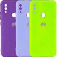 Чехол Silicone Cover My Color Full Camera (A) для Huawei Nova 3i
