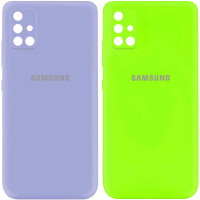 Чохол Silicone Cover My Color Full Camera (A) для Samsung Galaxy S8 (G950)