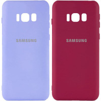 Чехол Silicone Cover My Color Full Camera (A) для Samsung G955 Galaxy S8 Plus