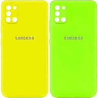 Чехол Silicone Cover My Color Full Camera (A) для Samsung Galaxy A31