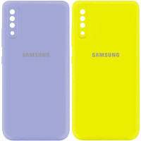 Чехол Silicone Cover My Color Full Camera (A) для Samsung Galaxy A50s