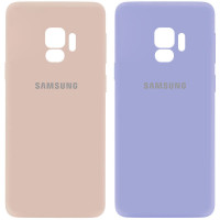 Чехол Silicone Cover My Color Full Camera (A) для Samsung Galaxy S9
