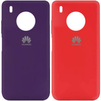 Чехол Silicone Cover My Color Full Protective (A) для Huawei Y9a