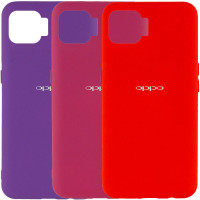 Чехол Silicone Cover My Color Full Protective (A) для Oppo A73
