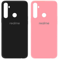 Чехол Silicone Cover My Color Full Protective (A) для Realme 5