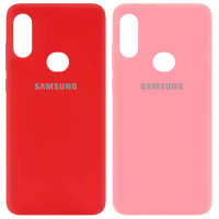 Чехол Silicone Cover My Color Full Protective (A) для Samsung Galaxy A10s