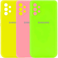 Чехол Silicone Cover My Color Full Protective (A) для Samsung Galaxy A32 4G