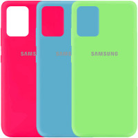 Чехол Silicone Cover My Color Full Protective (A) для Samsung Galaxy A52 4G / A52 5G