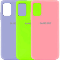 Чехол Silicone Cover My Color Full Protective (A) для Samsung Galaxy M31s