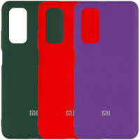 Чехол Silicone Cover My Color Full Protective (A) для Xiaomi Mi 10T / Mi 10T Pro