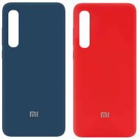 Чехол Silicone Cover My Color Full Protective (A) для Xiaomi Mi 9 Lite