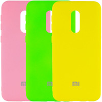 Чехол Silicone Cover My Color Full Protective (A) для Xiaomi Redmi Note 4X