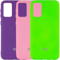Чехол Silicone Cover My Color Full Protective (A) для Xiaomi Redmi Note 9 4G /Redmi 9 Power/Redmi 9T