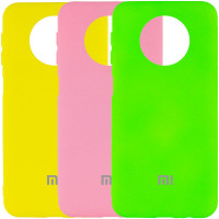 Чехол Silicone Cover My Color Full Protective (A) для Xiaomi Redmi Note 9T