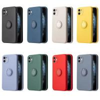 "Чехол TPU Candy Ring Full Camera для Apple iPhone 12 (6.1"")"