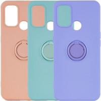 Чехол TPU Candy Ring для Oppo A53