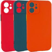 "Чехол TPU Square Full Camera для Apple iPhone 12 mini (5.4"")"