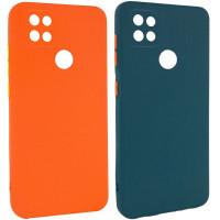 Чехол TPU Square Full Camera для Oppo A15s / A15