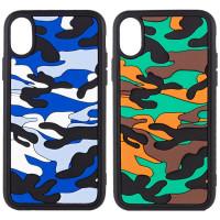 "Чехол TPU+PC Army Collection для Apple iPhone XS Max (6.5"")"