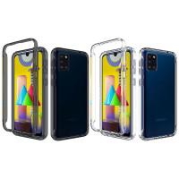 Чехол TPU+PC Full Body с защитой 360 для Samsung Galaxy A31
