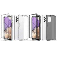 Чехол TPU+PC Full Body с защитой 360 для Samsung Galaxy A32 4G