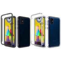 Чехол TPU+PC Full Body с защитой 360 для Samsung Galaxy A71