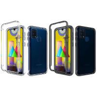 Чехол TPU+PC Full Body с защитой 360 для Samsung Galaxy M31