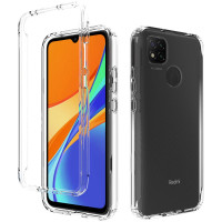 Чехол TPU+PC Full Body с защитой 360 для Xiaomi Redmi 9C