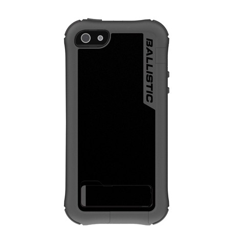 Чехол Ballistic Every1 Series для Apple iPhone 5/5S/SE Серо - черный на itsell.ua