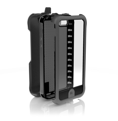 Заказать Чехол Ballistic Every1 Series для Apple iPhone 5/5S/SE Серо - черный на itsell.ua