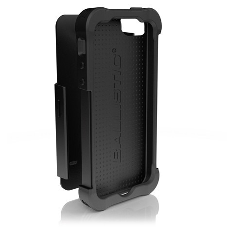 Фото Чехол Ballistic Shell Gel Series для Apple iPhone 5/5S в магазине itsell.ua