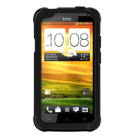 Фото Чехол Ballistic Shell Gel для HTC One X на itsell.ua