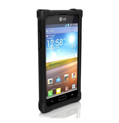 Чехол Ballistic Shell Gel Series для LG Optimus L7 (P705) в магазине itsell.ua