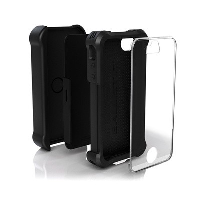 Заказать Чехол Ballistic Shell Gel MAXX Series для Apple iPhone 4/4S черный на itsell.ua