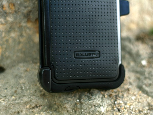 Заказать Чехол Ballistic Shell Gel MAXX Series для HTC One / M7 Черный / Черный на itsell.ua