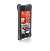 Фото Чехол Ballistic Smooth Series для HTC 8X темно-серый на itsell.ua