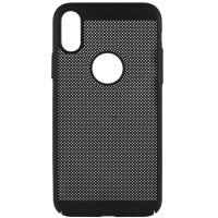 """Ультратонкий дихаючий чохол Grid case для Apple iPhone XS Max (6.5"""")"""