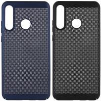 Ультратонкий дихаючий чохол Grid case для Huawei P30 lite