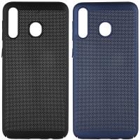 Ультратонкий дихаючий чохол Grid case для Samsung Galaxy M30