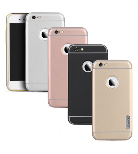 Купить Чехол iPaky Metal Frame Series для Apple iPhone 6/6s (4.7') за 152 грн