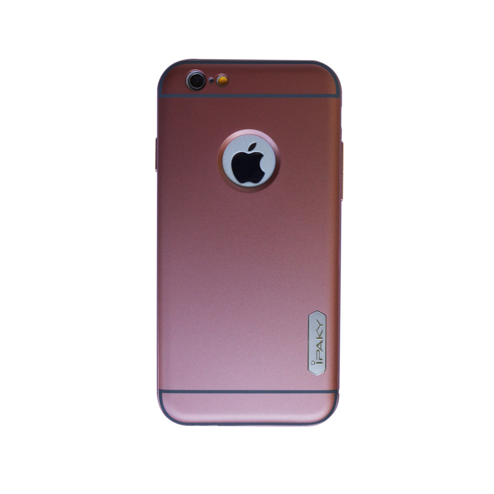 Фото Чехол iPaky Metal Frame Series для Apple iPhone 6/6s (4.7