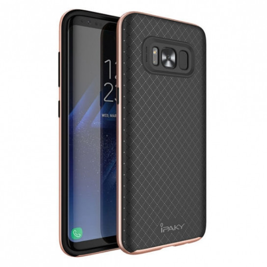 Чехол iPaky TPU+PC для Samsung Galaxy S8 Plus (G955) (4 цвета) на itsell.ua