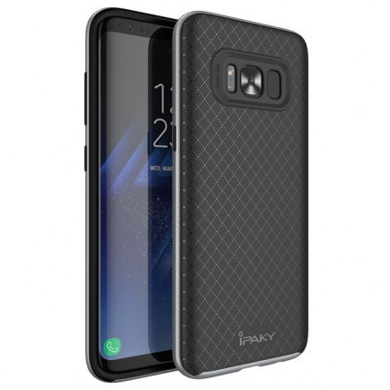 Фото Чехол iPaky TPU+PC для Samsung G955 Galaxy S8 Plus (2 цвета) в магазине itsell.ua